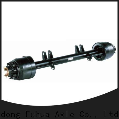 FUSAI trailer axle parts manufacturer for importer