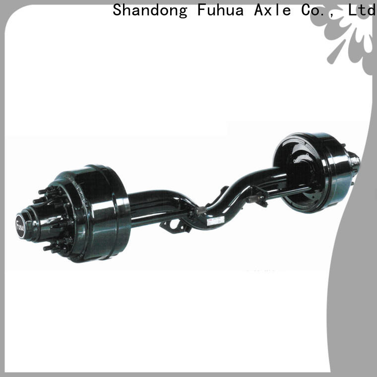 new trailer axle parts manufacturer for wholesale