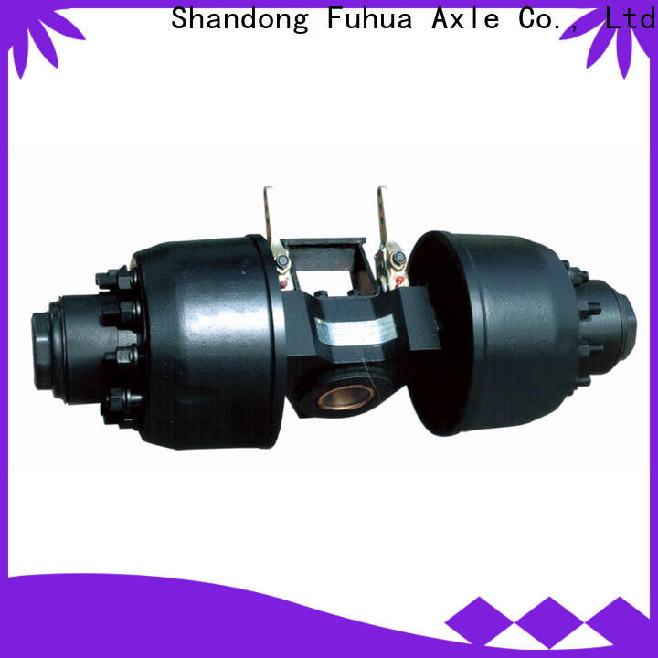 FUSAI China hydraulic axle trader for aftermarket