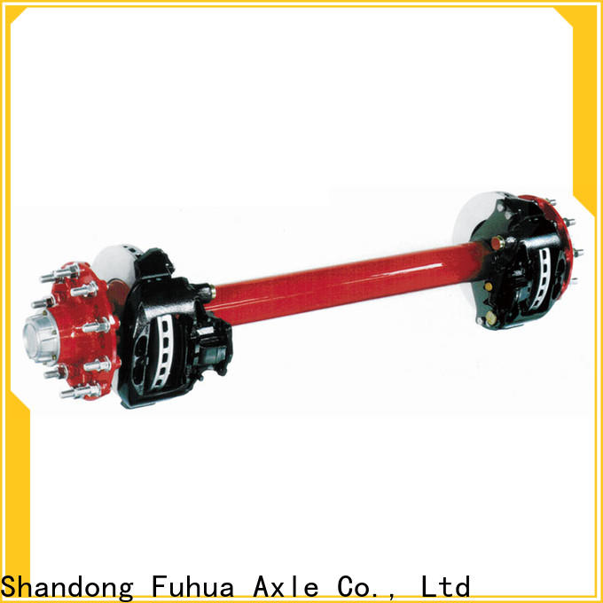 strict inspection trailer brake parts from China for merchant