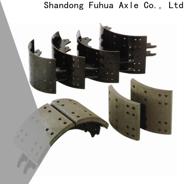 FUSAI drum brakes from China for truck trailer