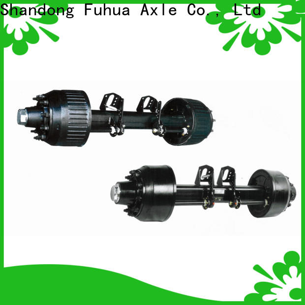 China drum axle factory