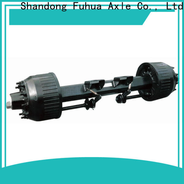 100% quality drum axle manufacturer for sale