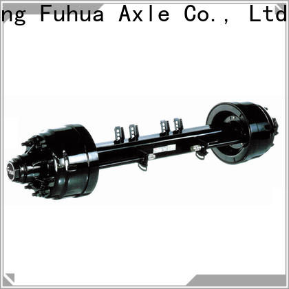 FUSAI small trailer axle trader for sale