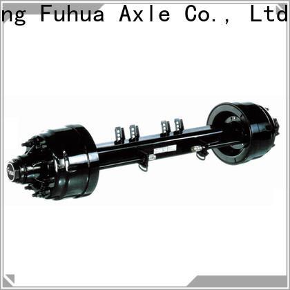 FUSAI small trailer axle trader for sale