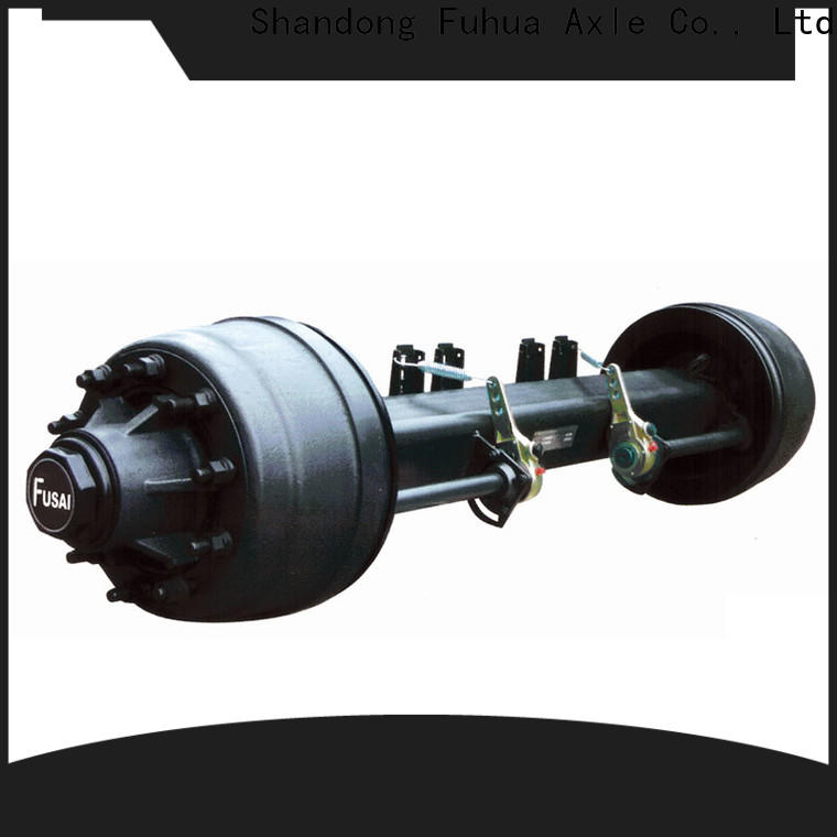 FUSAI competitive price trailer axle kit trader for wholesale