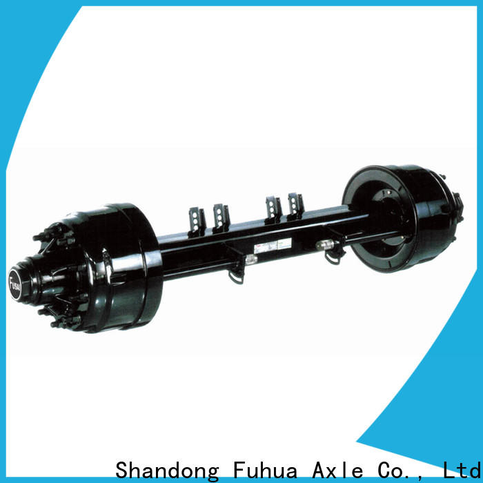 FUSAI trailer axle parts trader for sale