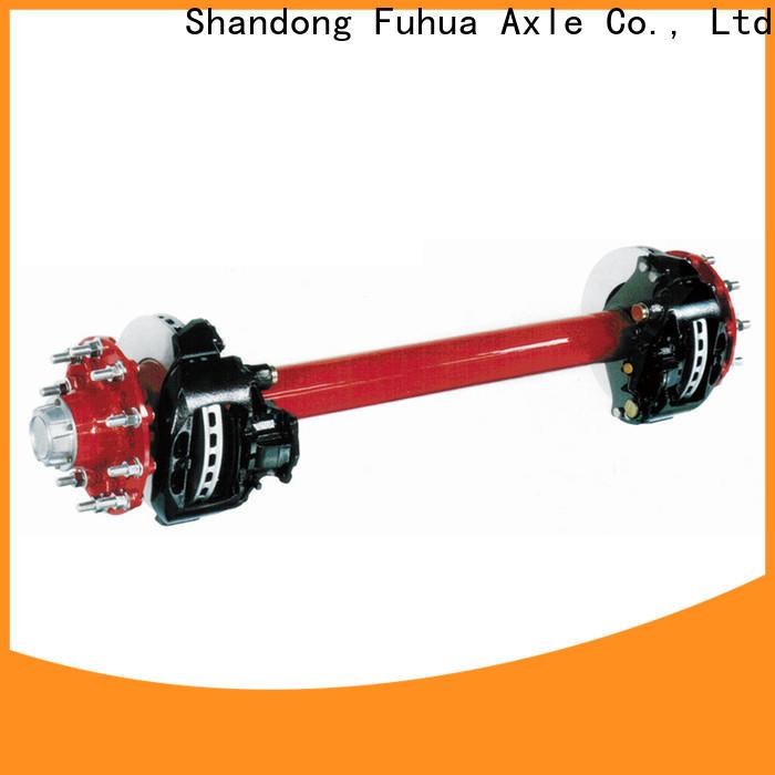 FUSAI disc brake axle bulk purchase for dealer