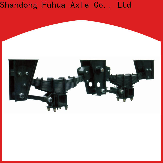 FUSAI trailer air suspension from China for businessman