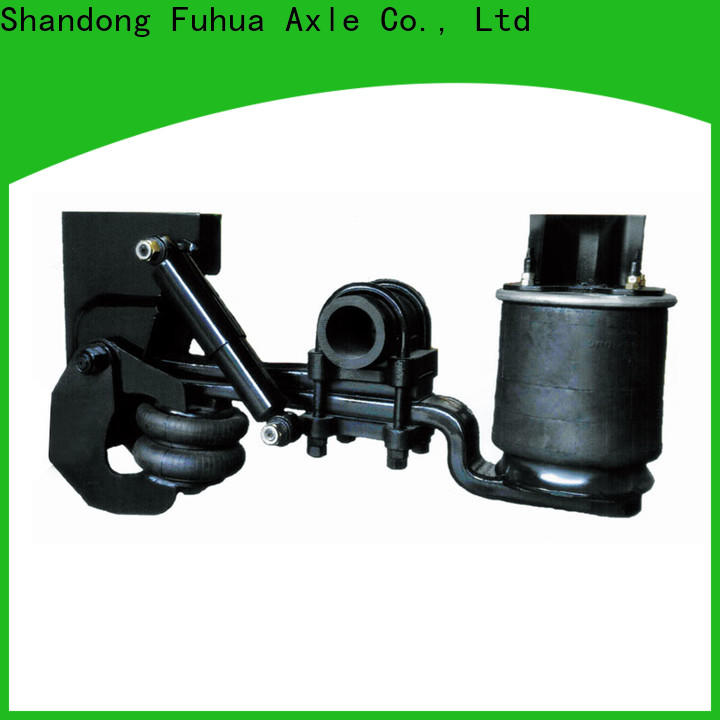 FUSAI customized air suspension system factory for truck trailer