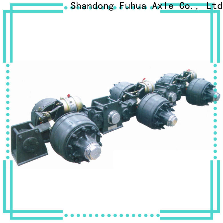 FUSAI factory directly supply cantilever suspension kit get price for businessman