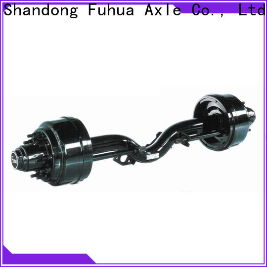 FUSAI small trailer axle manufacturer for sale