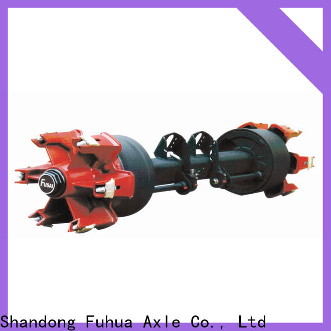 FUSAI trailer axles with brakes trader