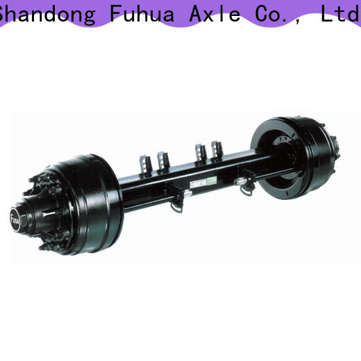 FUSAI trailer axle kit factory for importer