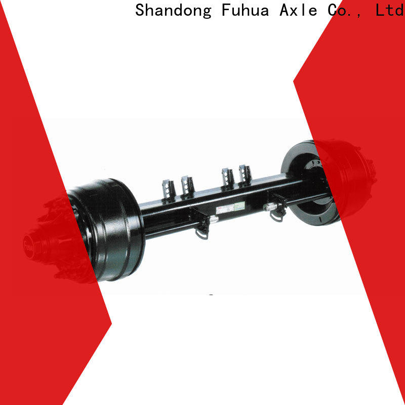 top quality trailer axle parts manufacturer for wholesale
