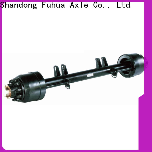 FUSAI competitive price trailer axle kit manufacturer for sale