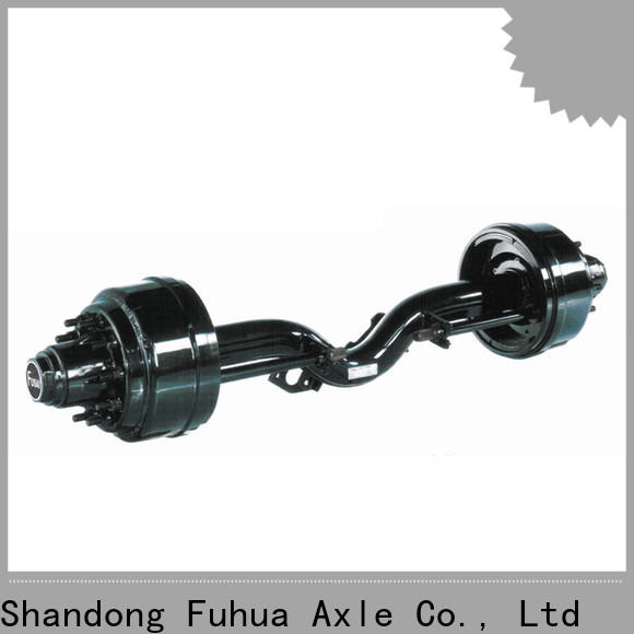 new trailer axle kit factory for sale