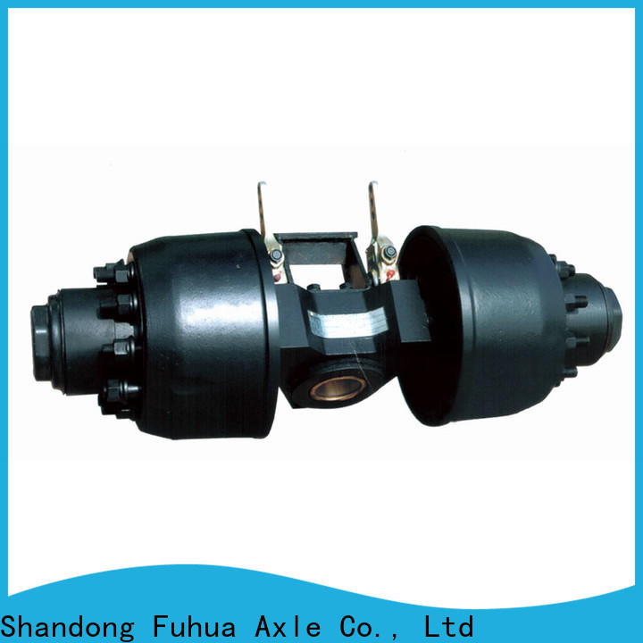 competitive price hydraulic axle factory for wholesale