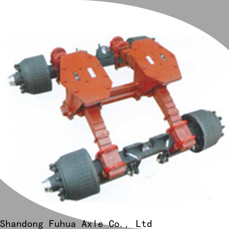 FUSAI factory directly supply bogie suspension source now for sale
