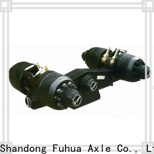 FUSAI customized cantilever rear suspension manufacturer for dealer