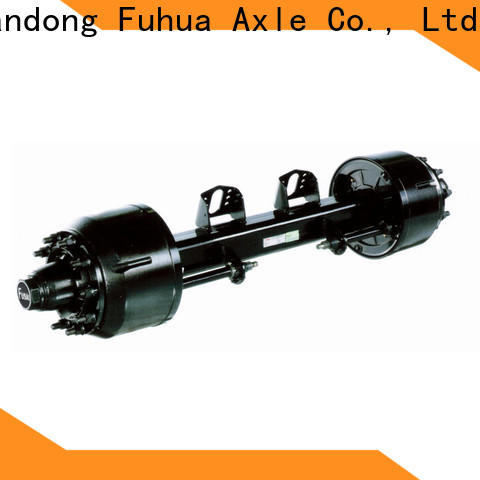 FUSAI 100% quality drum axle manufacturer for sale