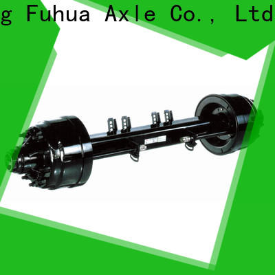 FUSAI new trailer axle parts trader for wholesale