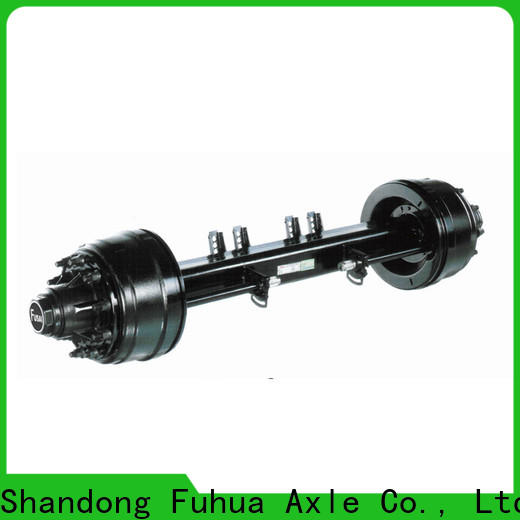 FUSAI new small trailer axle factory for wholesale