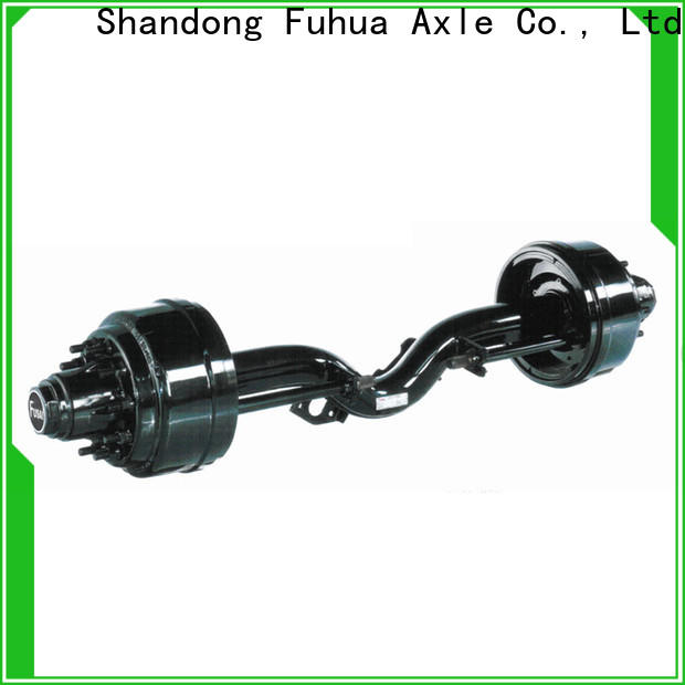 FUSAI trailer axles manufacturer for sale