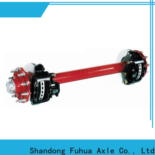 FUSAI disc brake axle bulk purchase for merchant