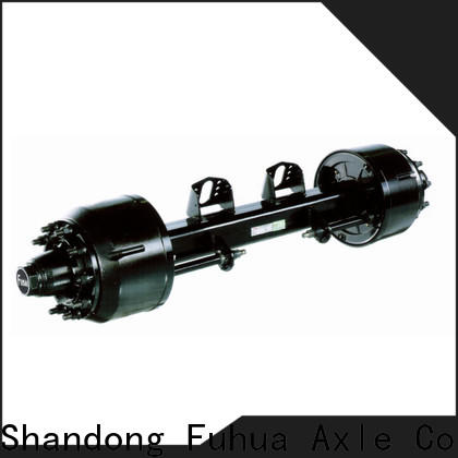 best braked trailer axles manufacturer for aftermarket