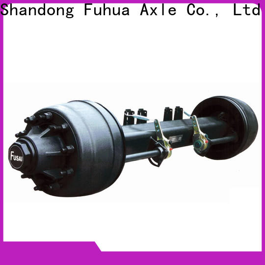 FUSAI trailer axle parts trader for importer