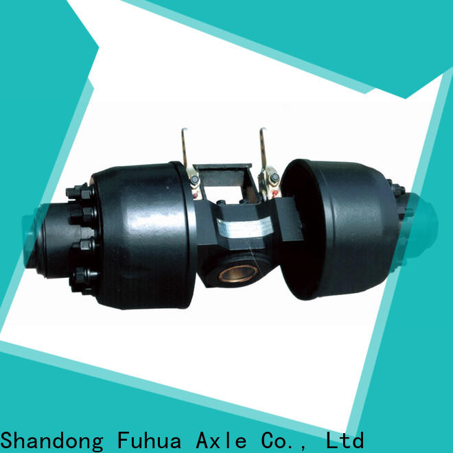 China hydraulic axle manufacturer for sale