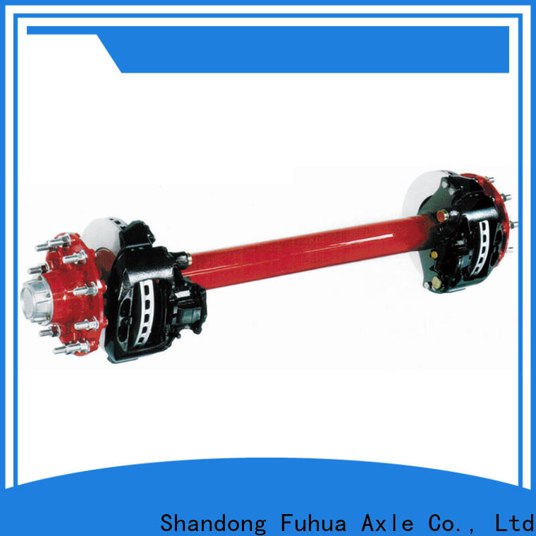 FUSAI hot sale disc brake axle bulk purchase for businessman