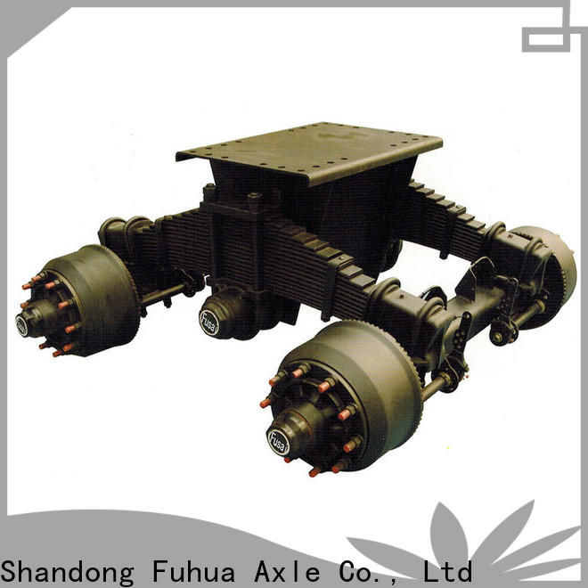 FUSAI factory directly supply bogie suspension great deal for importer