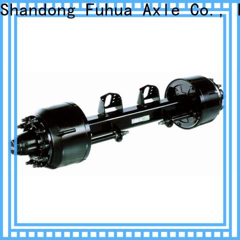 FUSAI types of trailer axles manufacturer