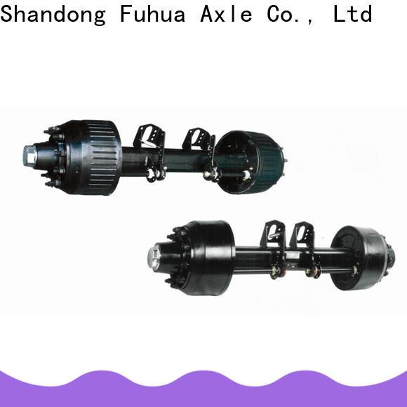 FUSAI trailer axles with brakes brand