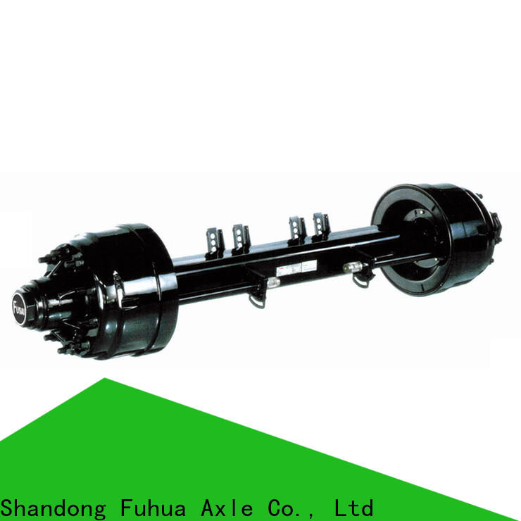 FUSAI perfect design trailer axles from China