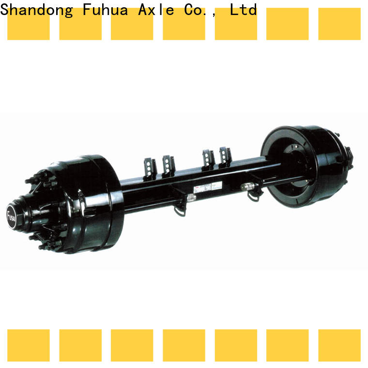 premium option trailer axle parts from China