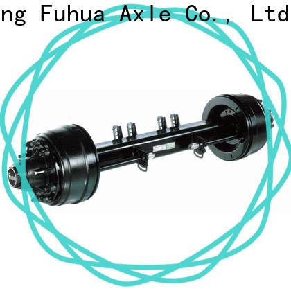 FUSAI low moq trailer axle parts 5 star service