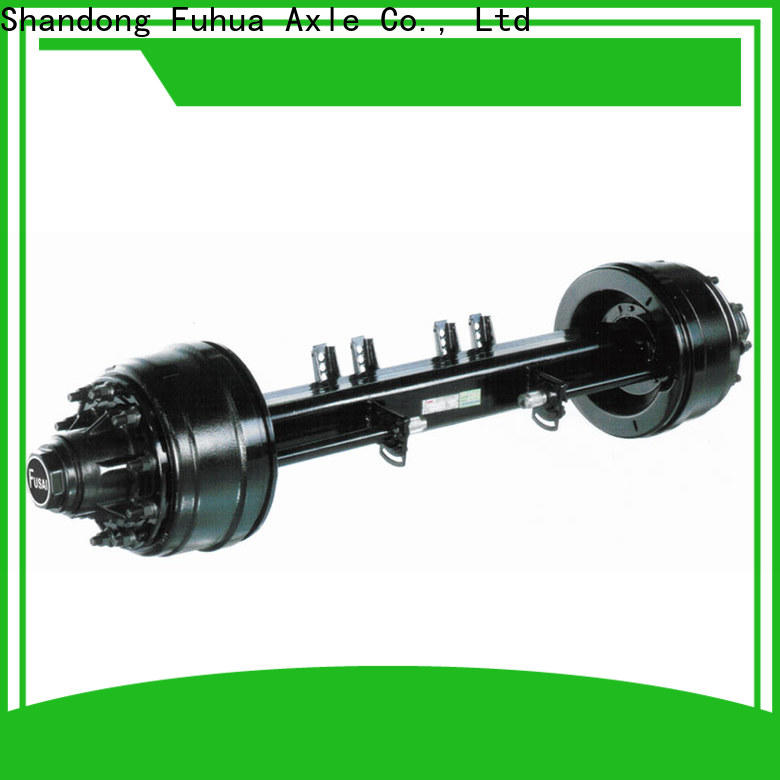 high quality small trailer axle 5 star service