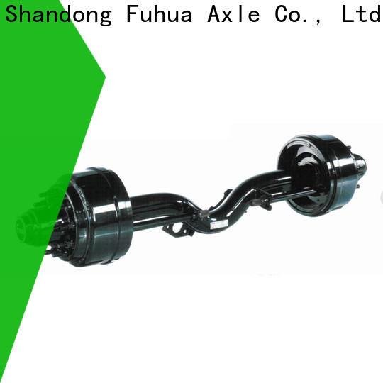 FUSAI custom small trailer axle manufacturer