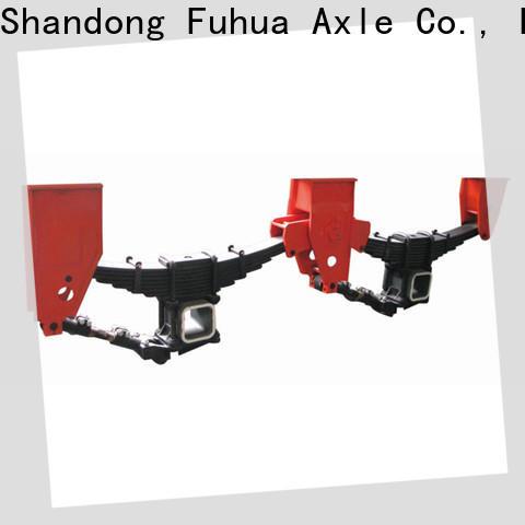 low moq trailer parts manufacturer