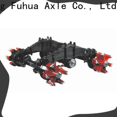 FUSAI low moq bogie suspension wholesale