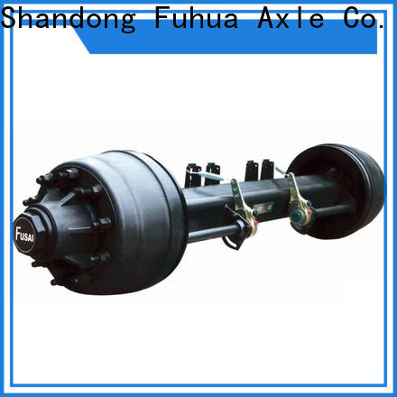 premium option small trailer axle from China