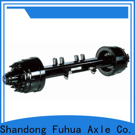 FUSAI trailer axle parts from China