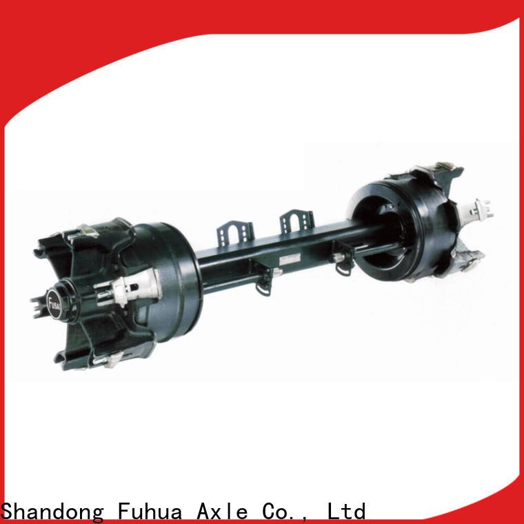 FUSAI low moq trailer axle parts manufacturer