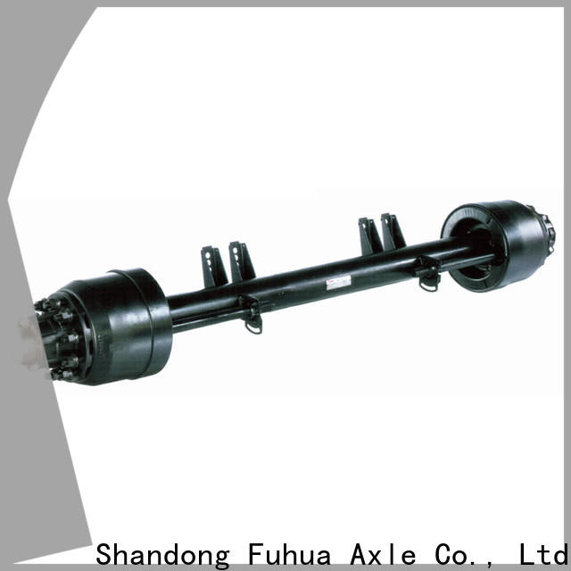FUSAI trailer axles manufacturer