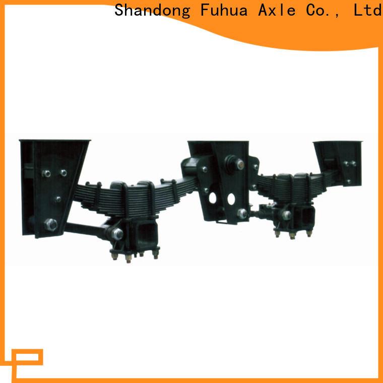 custom trailer air suspension manufacturer