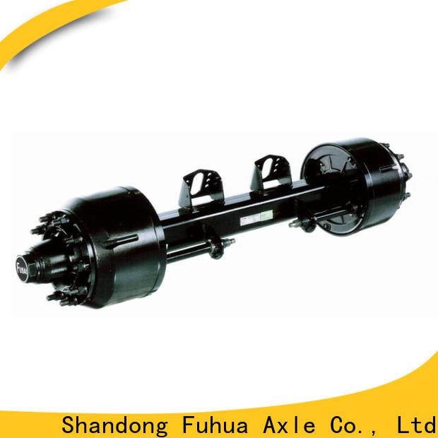 FUSAI premium option braked trailer axles wholesale