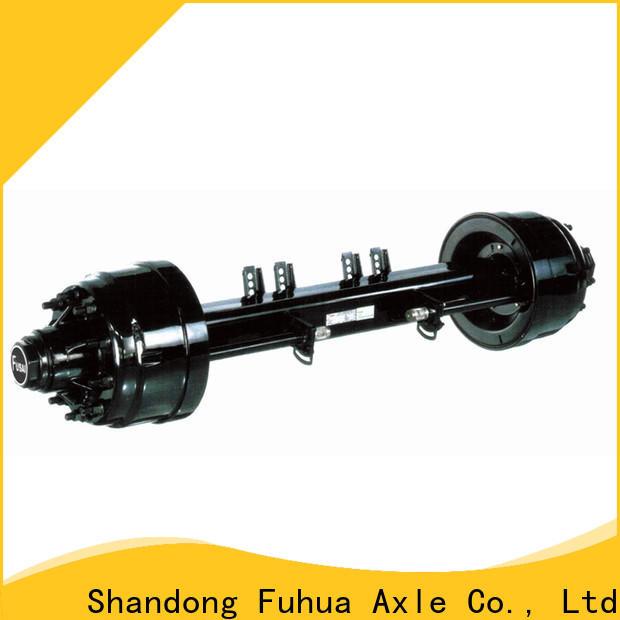 premium option small trailer axle manufacturer